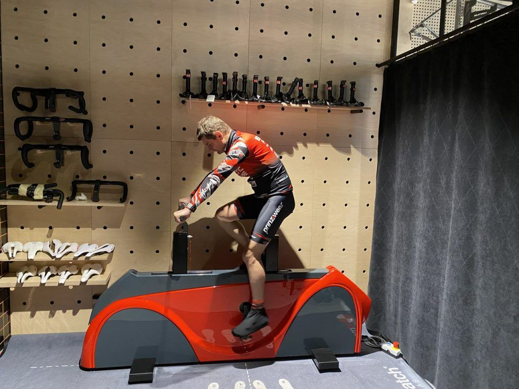 Bike Fitting z wykorzystaniem IDMatch
