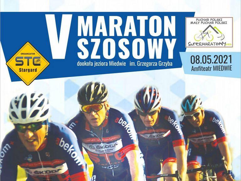 V Szosowy Maraton Miedwie