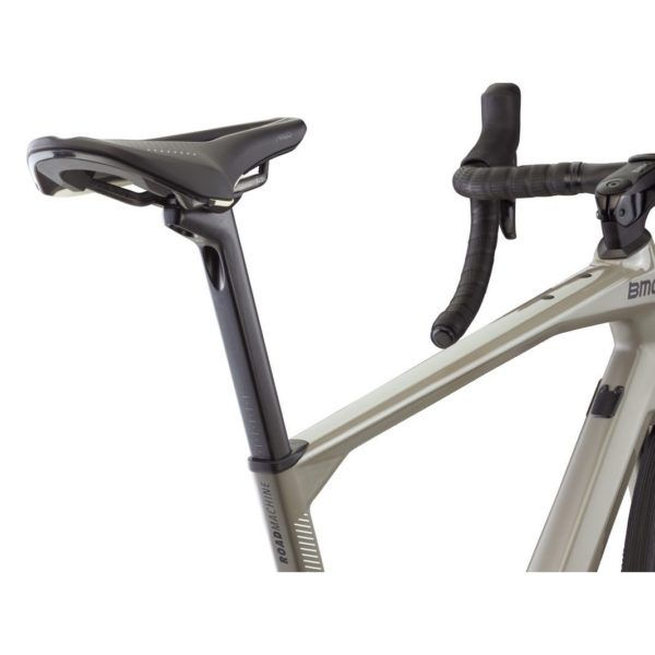 Roadmachine 01 ONE gry blk wht Integrated Seatclamp Fotor