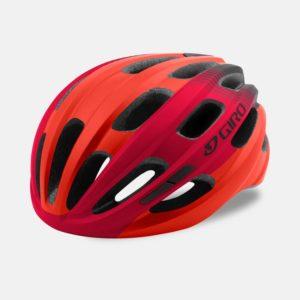giro isode mips recreational helmet matte red black 34