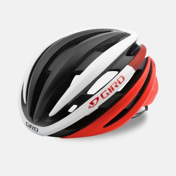 giro cinder mips road helmet matte red hero