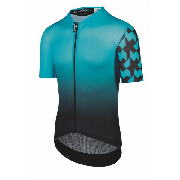 assos equipe rs summer ss jersey prof edition hydro blue 11203172h